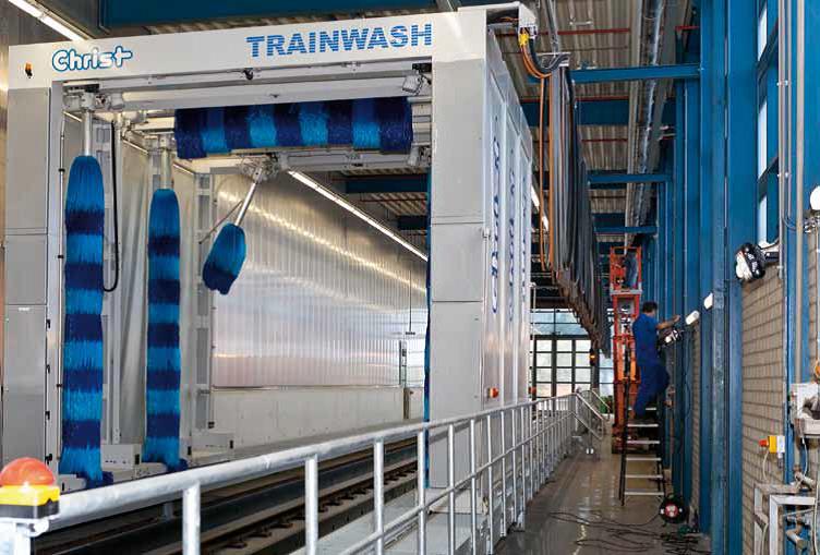 Carwash – Oplossing