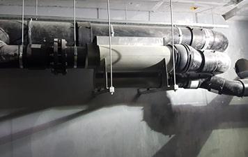 Installatie in gebouw-min
